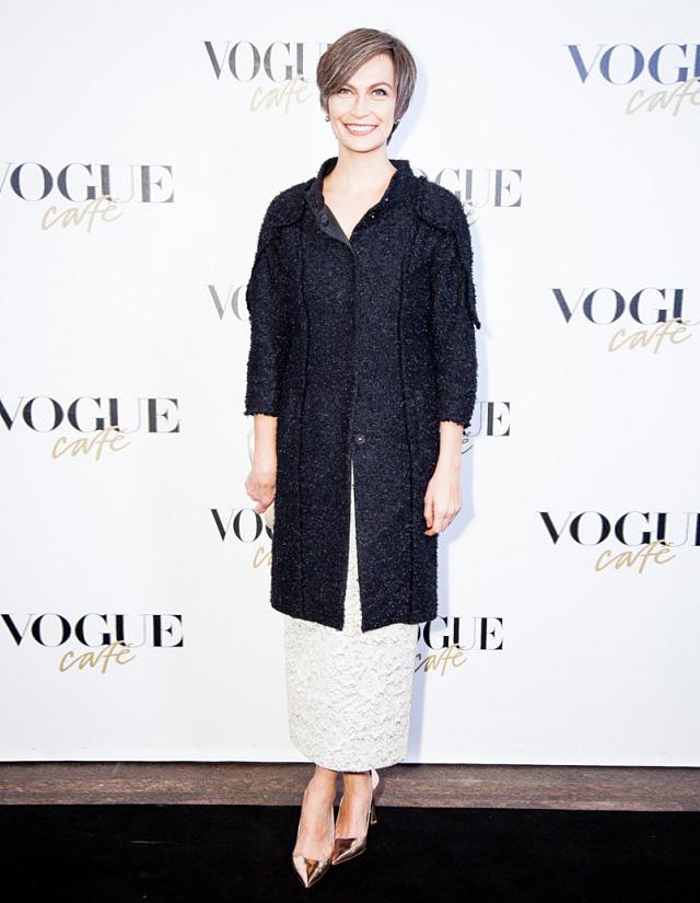 Открытие Vogue Cafe в Киеве (фото 3)
