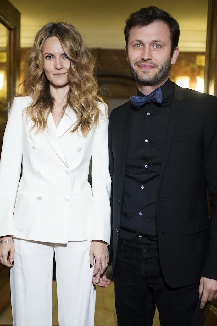 Екатерина Мухина и Павел Корнилов