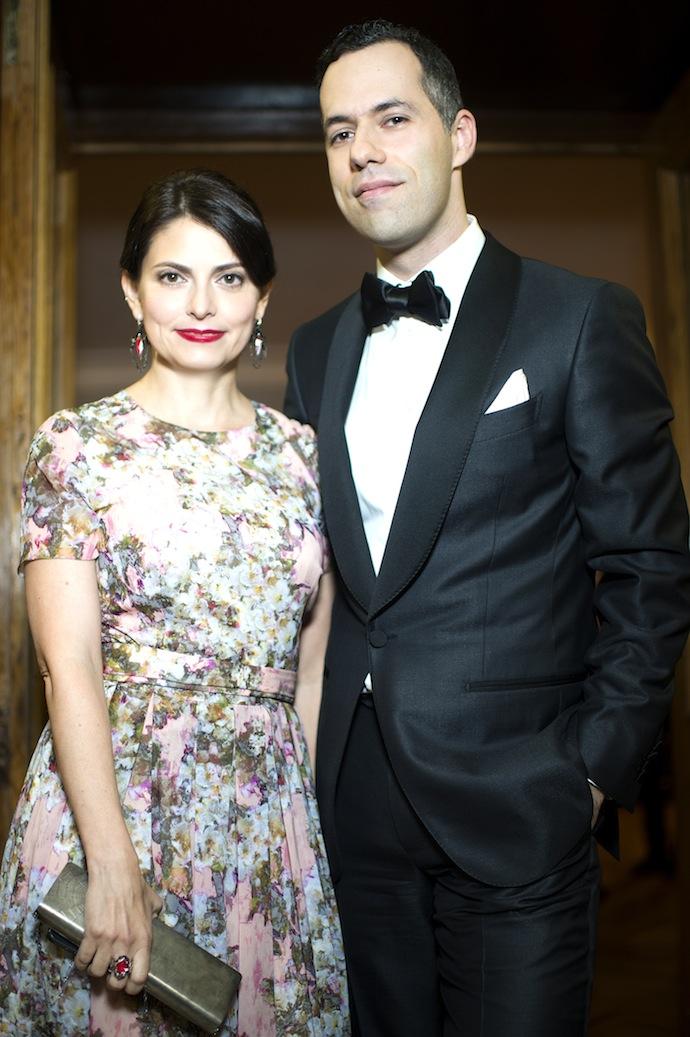 Лили и Михаил Идов
