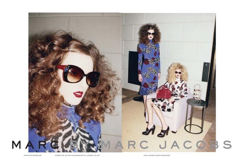 Осенне-зимняя кампания Marc by Marc Jacobs (фото 8)