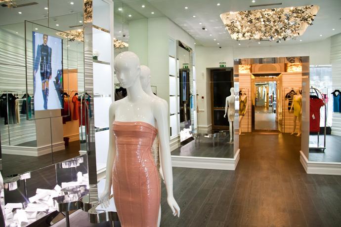 В Москве открылся первый монобрендовый бутик Lise Charmel в России