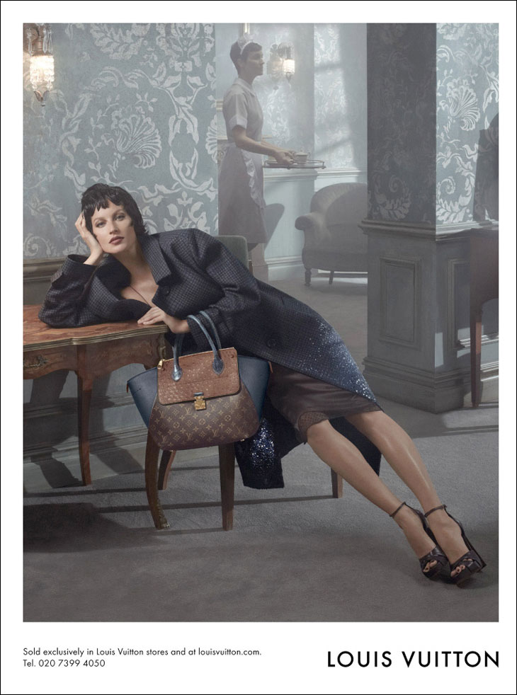 Louis Vuitton осень-зима 2013/14