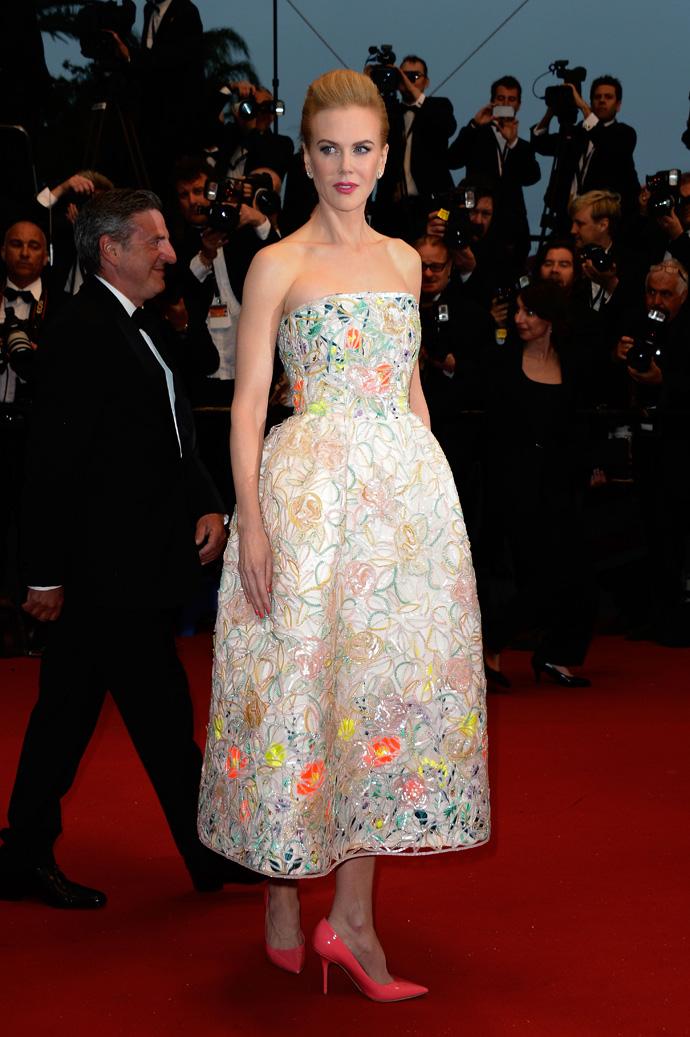 Николь Кидман в Dior Couture