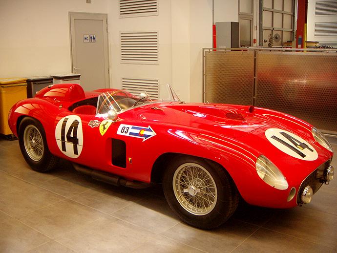 Экскурсия Buro 24/7: завод Ferrari (фото 3)