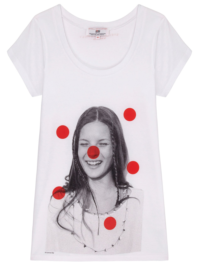 Red Nose Day: коллекция футболок Stella McCartney (фото 3)