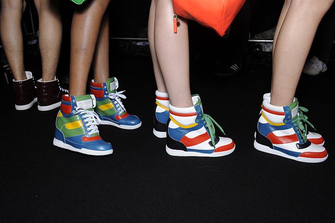 Купить Обувь Весна 2014
