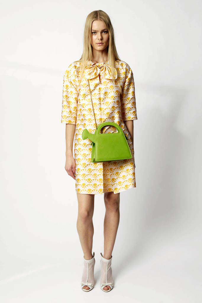Moschino Cheap & Chic resort 2014