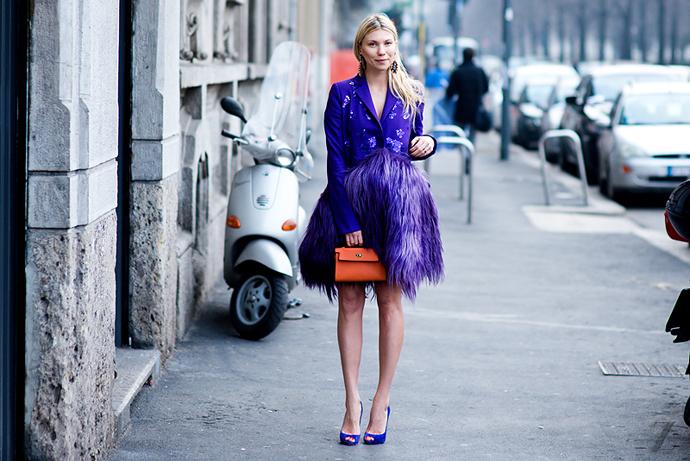 Streetstyle от Жанны Ромашка из Милана. Часть I (фото 14)