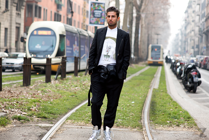 Streetstyle от Жанны Ромашка из Милана. Часть I (фото 2)