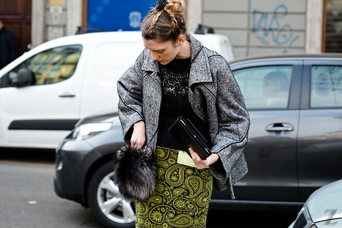 Streetstyle от Жанны Ромашка из Милана. Часть I (фото 7)