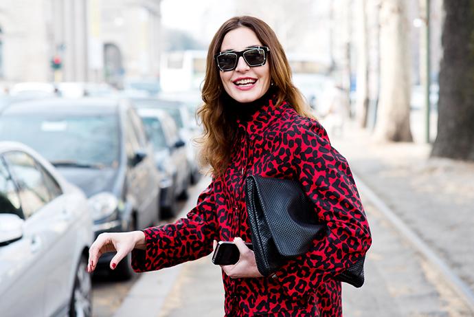 Streetstyle от Жанны Ромашка из Милана. Часть I (фото 9)
