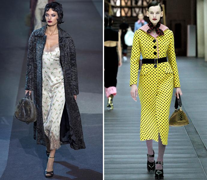 Неделя моды в Париже AW13: Trend report, Buro 24/