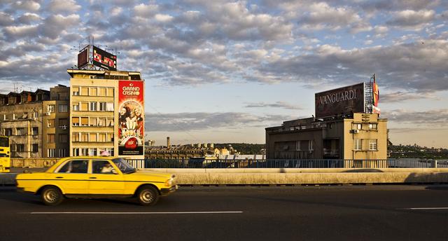 Белград: музей под открытым небом с рестораном, баром и парком (фото 6)