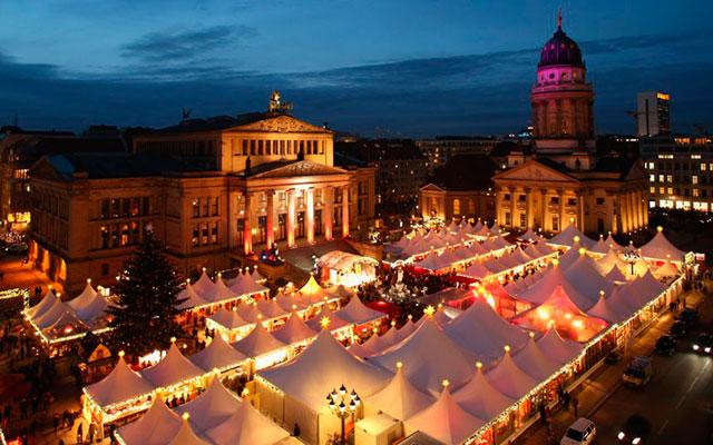 Гид по рождественским ярмаркам Европы (фото 2)