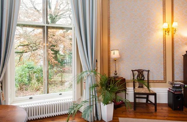 """Airbnb предлагает погостить в доме, где снимался """"Шерлок"""" (фото 1)"""