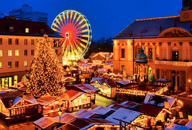 Гид по рождественским ярмаркам Европы (фото 4)