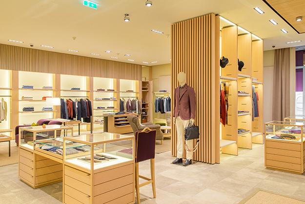 В Москве открылся новый флагманский бутик Loro Piana (фото 2)