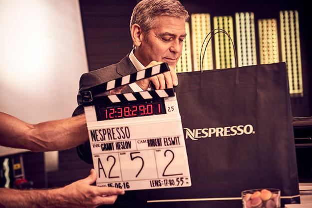 Приключения Джорджа Клуни в новом ролике Nespresso (фото 2)