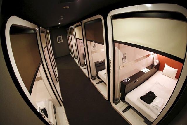 В Японии появятся капсульные отели класса люкс (фото 4)