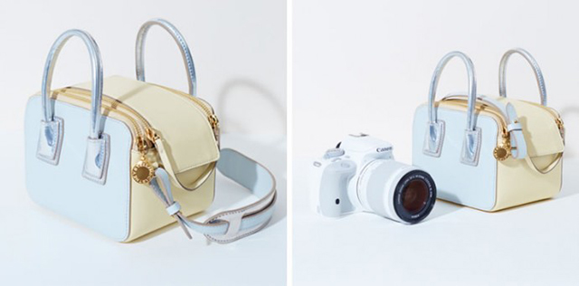 Набор фотографа: новая коллаборация Stella McCartney и Canon (фото 1)