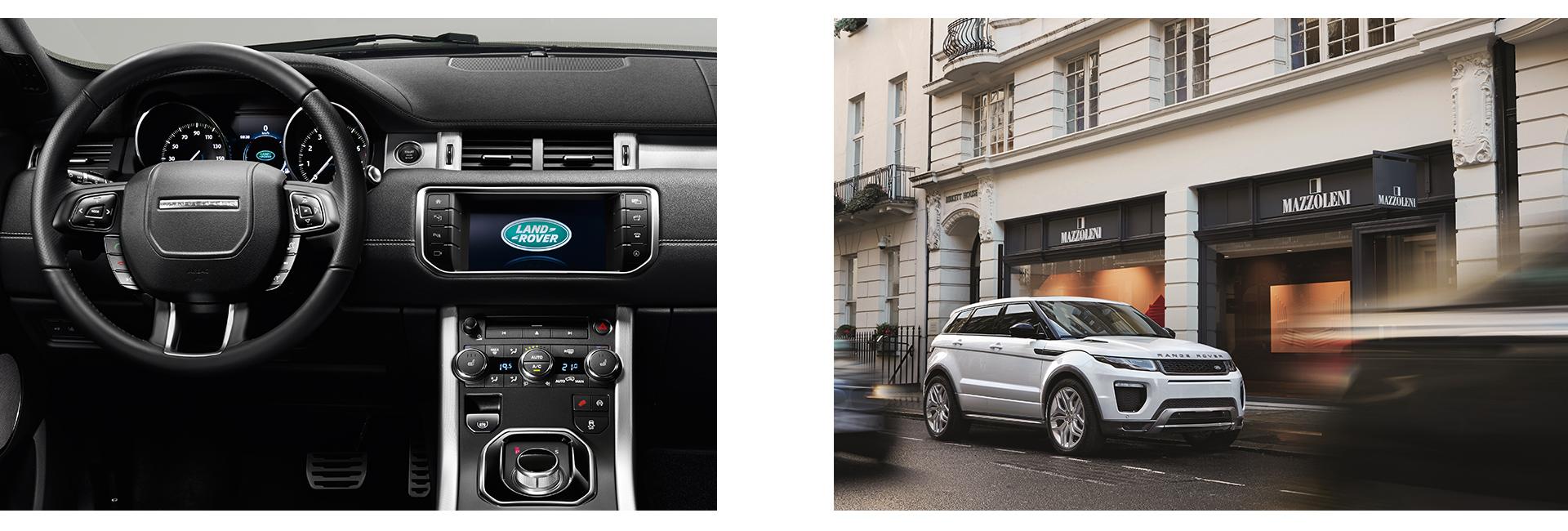 Почему все так любят Range Rover Evoque: 5 причин (фото 1)