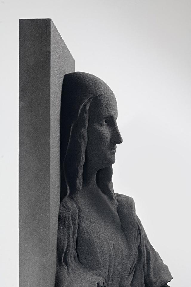 Портрет Моны Лизы создали в 3D (фото 2)