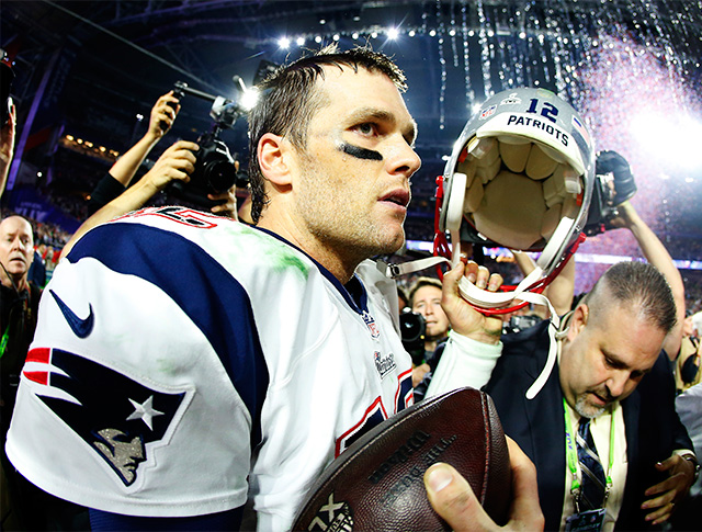 Super Bowl - 2015: come era (9 foto)