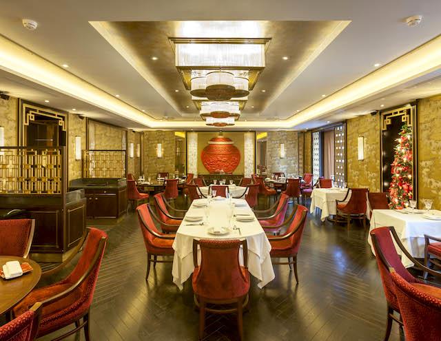 Китайский феникс: ресторан Tse Fung в Санкт-Петербурге (фото 1)