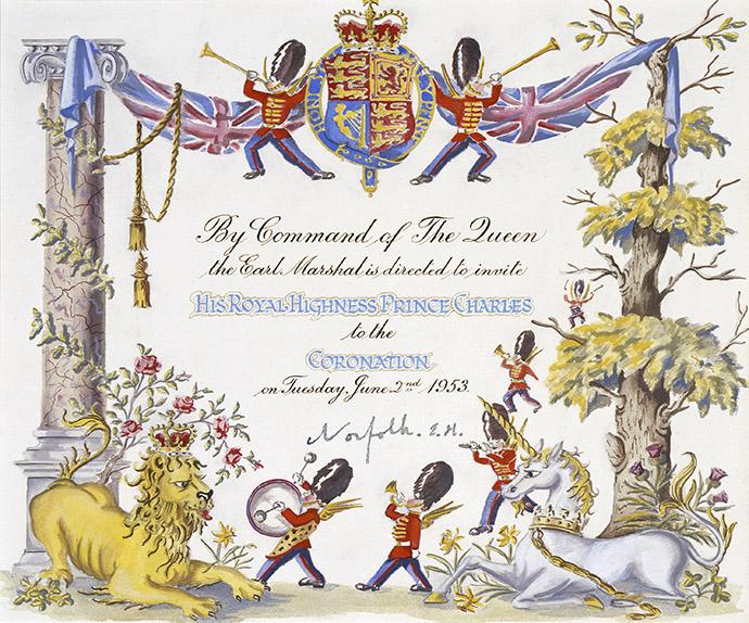 Выставка к юбилею коронации Елизаветы II (фото 5)