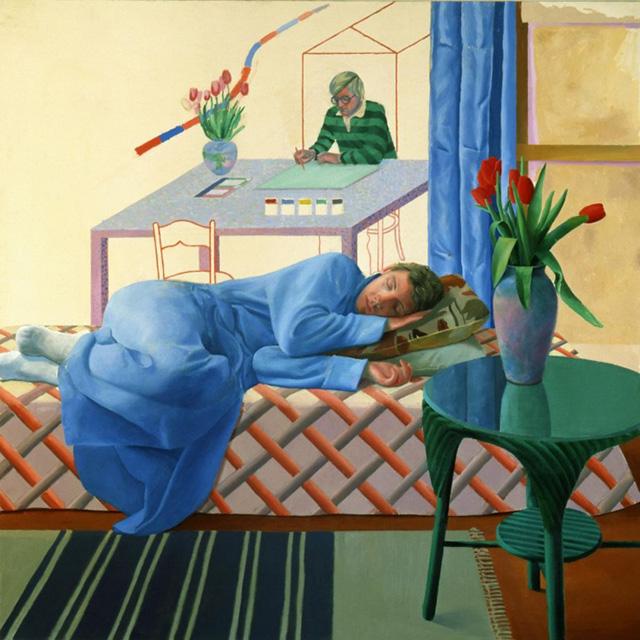 В музее Tate Britain откроется масштабная выставка Дэвида Хокни (фото 1)