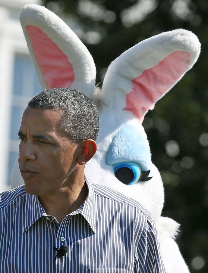 В Белом доме отпраздновали пасху (фото 5)
