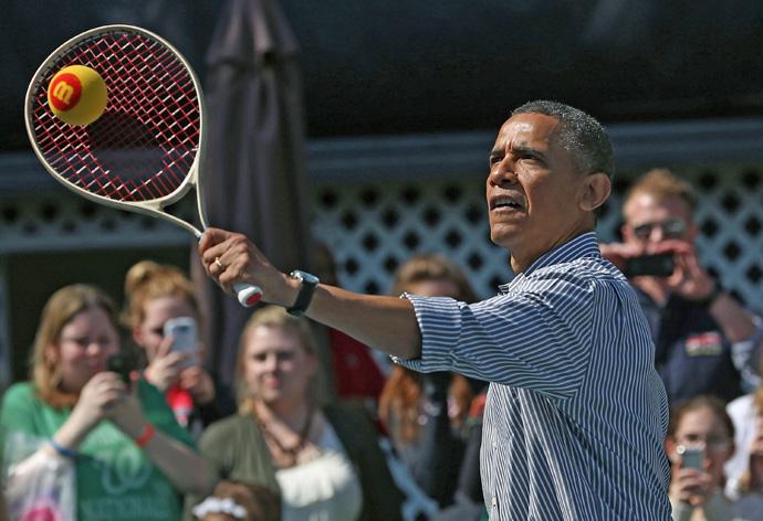 В Белом доме отпраздновали пасху (фото 4)