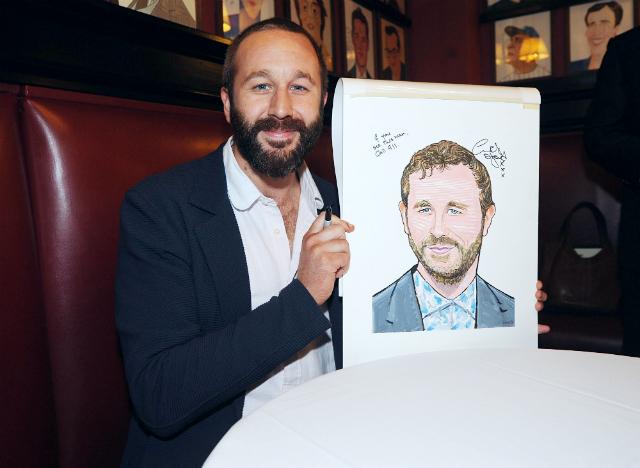 Лейтон Мистер и Джеймс Франко украсили ресторан Sardi's своими портретами (фото 3)