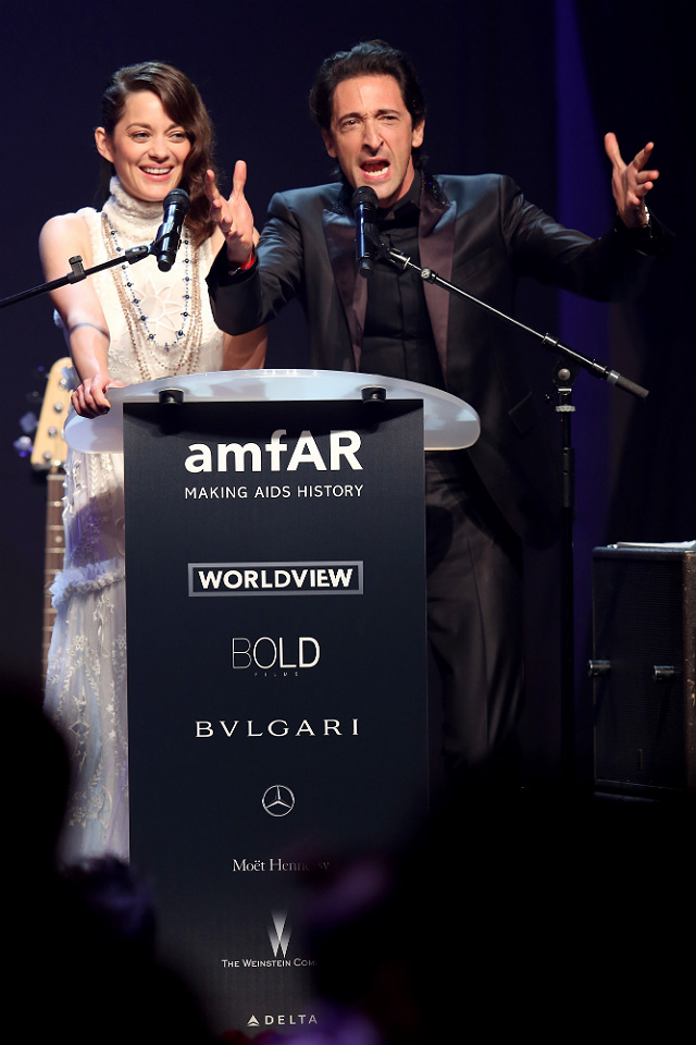 Вечер Cinema Against AIDS фонда amfAR (фото 2)