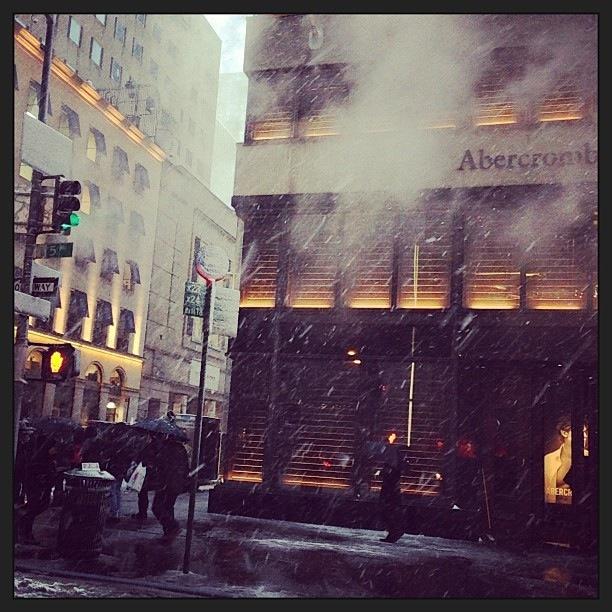 Instagram-мания: New York, New York! (фото 21)