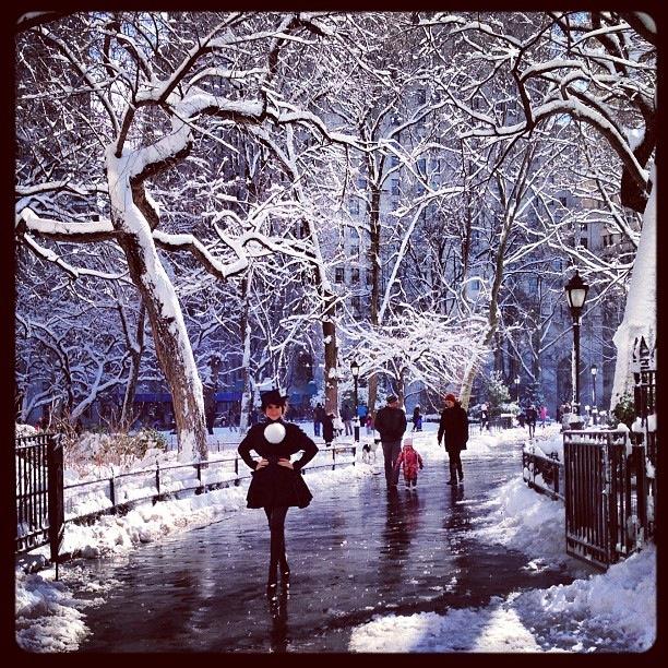 Instagram-мания: New York, New York! (фото 22)
