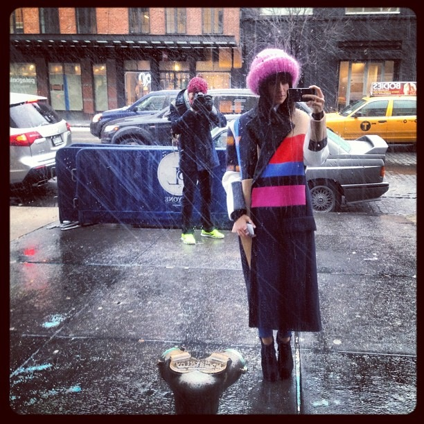 Instagram-мания: New York, New York! (фото 1)
