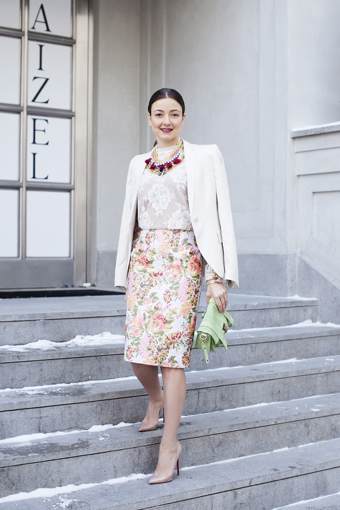 Look of the Week Aizel 24/7: Ирина Вольская (фото 6)