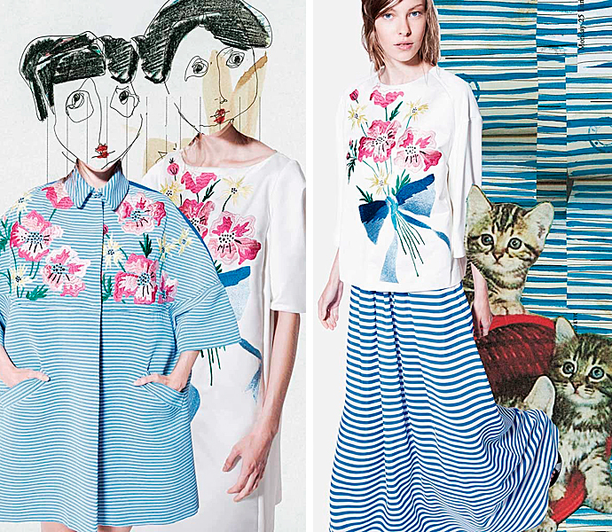 Коллекция Antonio Marras resort 2014