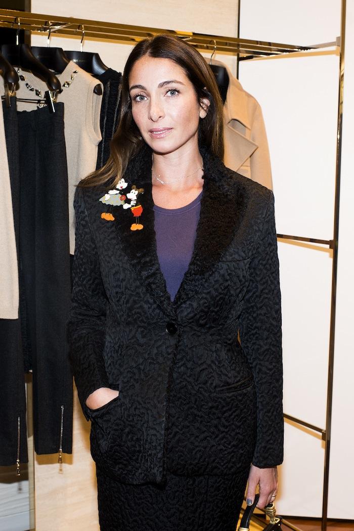 Коктейль и презентация круизной коллекции Louis Vuitton (фото 8)