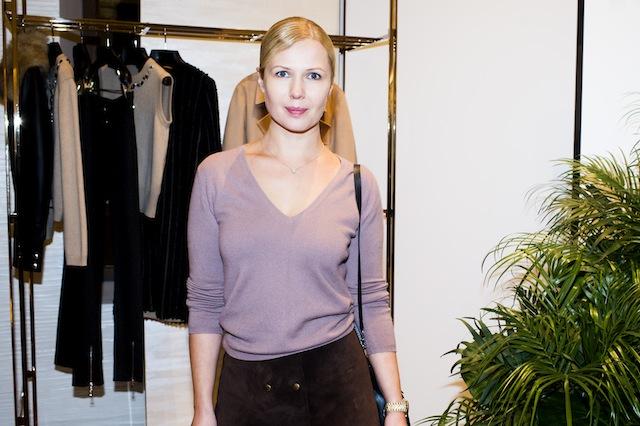 Коктейль и презентация круизной коллекции Louis Vuitton (фото 20)