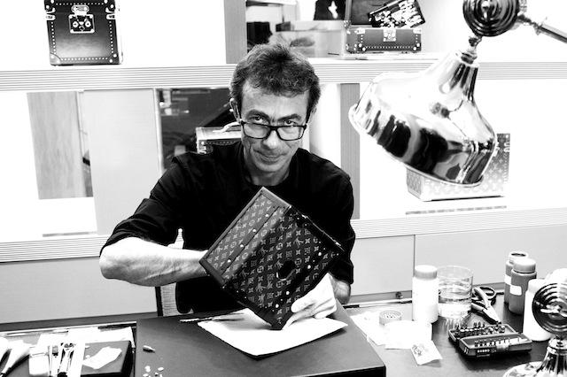 Коктейль и презентация круизной коллекции Louis Vuitton (фото 1)