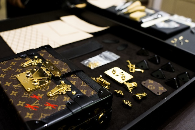 Коктейль и презентация круизной коллекции Louis Vuitton (фото 17)