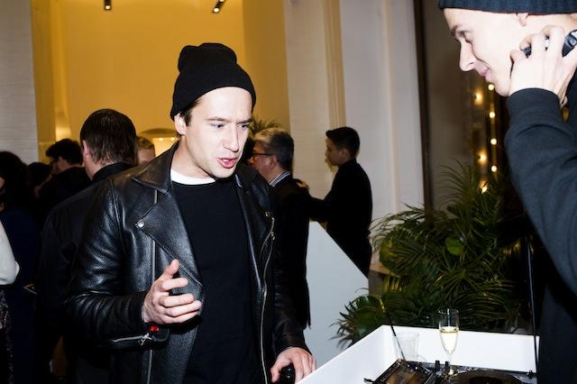 Коктейль и презентация круизной коллекции Louis Vuitton (фото 11)