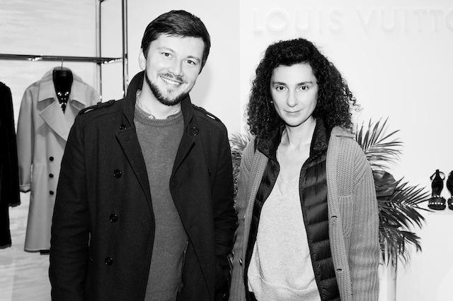 Коктейль и презентация круизной коллекции Louis Vuitton (фото 12)