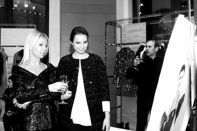Коктейль и презентация круизной коллекции Louis Vuitton (фото 10)