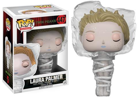 Лора Палмер в пластиковом пакете 1