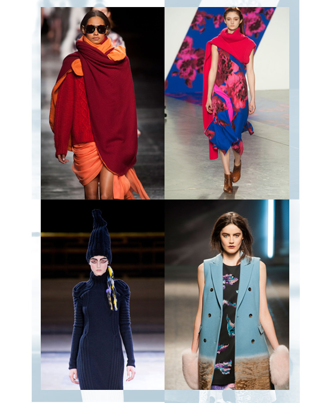 30 key trends for Autumn-Winter 2014 (photo 14)