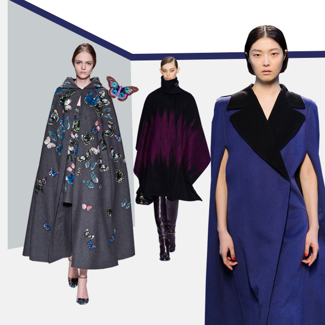 30 key trends for Autumn-Winter 2014 (30 photos)