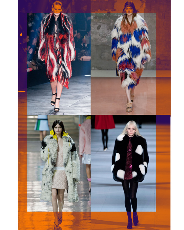 30 key trends for Autumn-Winter 2014 (19 photos)